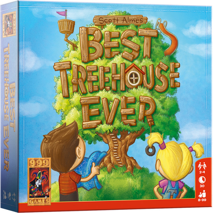 999 Games Best Treehouse ever