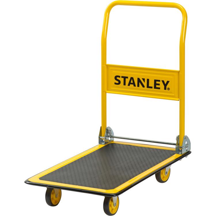 Stanley PC527 Stalen plateauwagen
