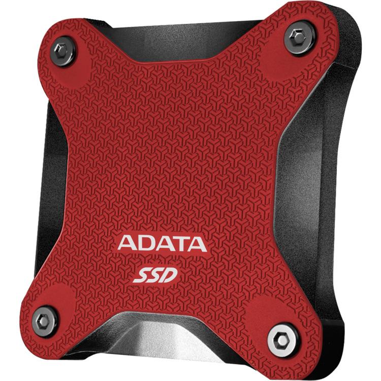 ADATA SD600Q SSD 480GB Extern externe SSD ASD600Q-480GU31-CRD, USB 3.0