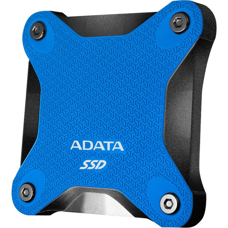 ADATA SD600Q SSD 480GB Extern externe SSD ASD600Q-480GU31-CBL, USB 3.0