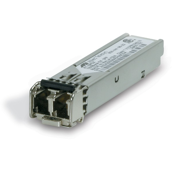 Image of AT-SPSX\\SFP Module-Transiever\\Standard SFP To 1000Base-SX\\500m\\850nm\\Hot Swappable