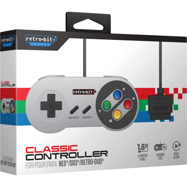 Classic Controller (Retro-bit)