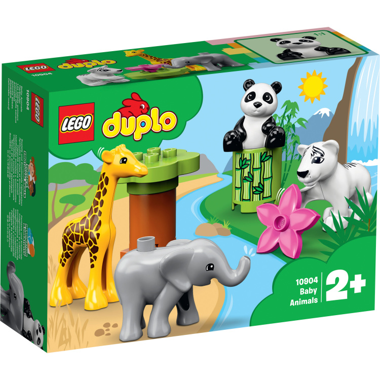 Lego 10904 Duplo Baby Wild Animals