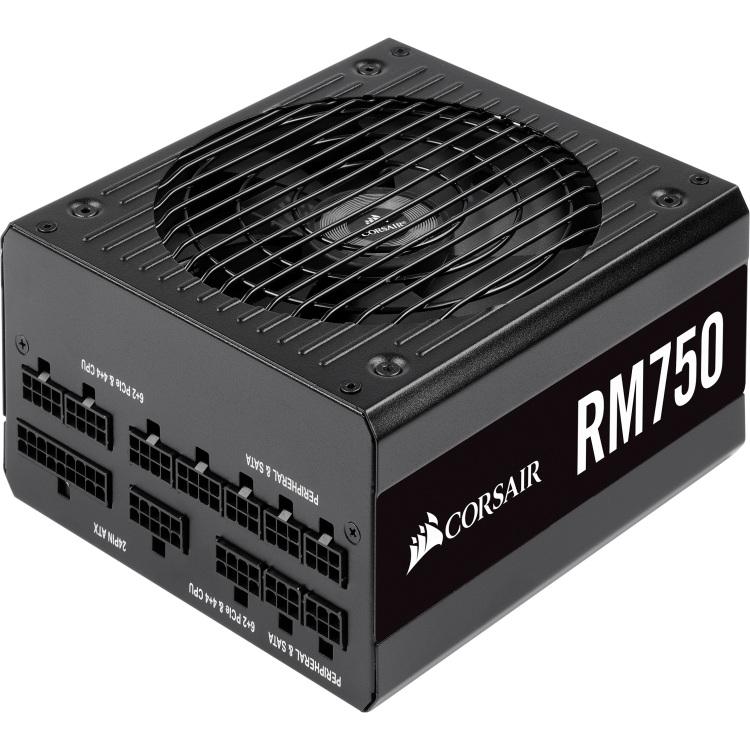 Corsair RM750, 750 Watt voeding 6x PCIe, Full Kabel-management