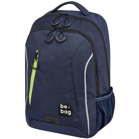 be bag be.urban indigo blue