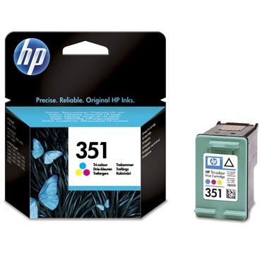 HP Inktpatroon »HP CB337EE« HP 351