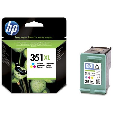 HP Inktpatroon »HP CB338EE« HP 351XL