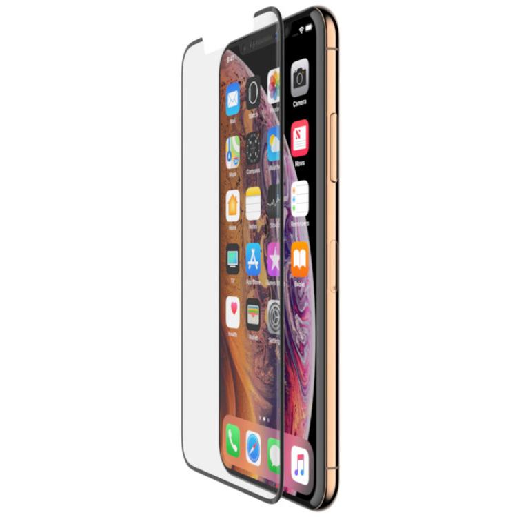 Belkin Screenforce TemperedCurve F8W915zzBLK beschermfolie iPhone XS Max