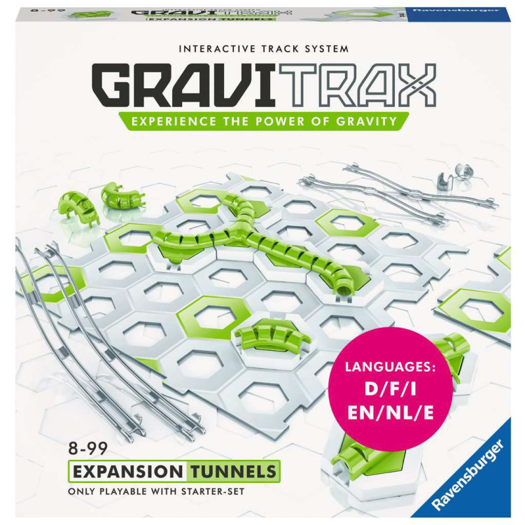 Ravensburger GraviTrax - Tunnels Uitbreiding