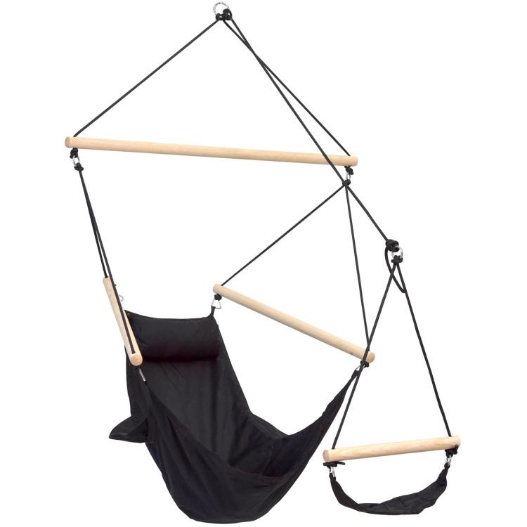 Amazonas Swinger Hangstoel Zwart