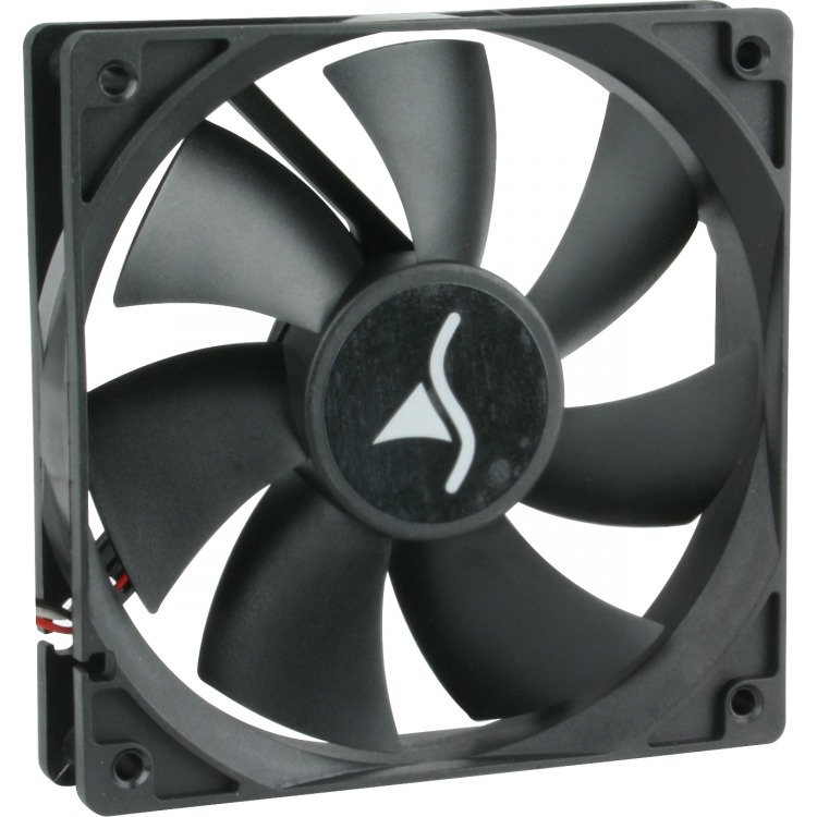Sharkoon System Fan S80  (Retail, 3-pins, Silent)