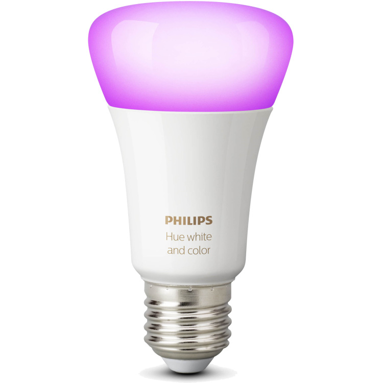 PHILIPS HUE Philips Hue standaardlamp wit en gekleurd licht 1-pack