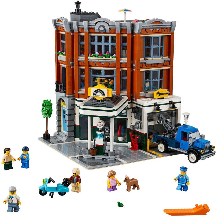 LEGO Creator Expert Garage Op De Hoek online kopen