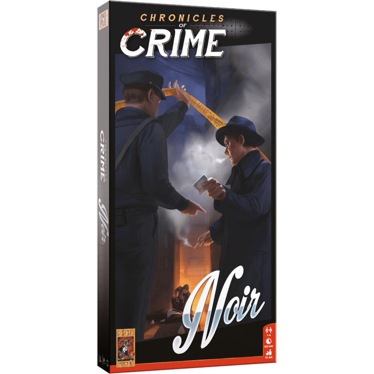999 Games Chronicles of Crime: Noir Uitbreiding