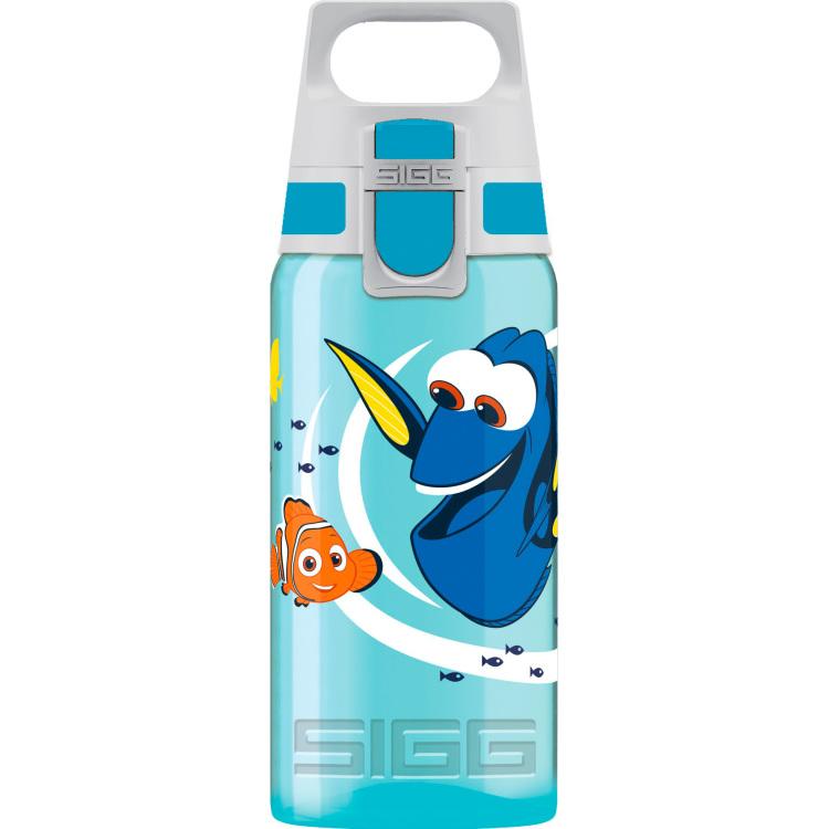 Sigg Finding Dory Viva drinkfles 0.5L met One dop blauw