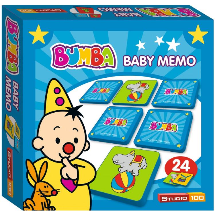 Bumba Baby Memo Spel