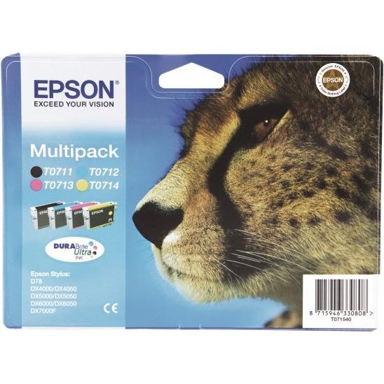 Epson Inktpatronenset »T0715«