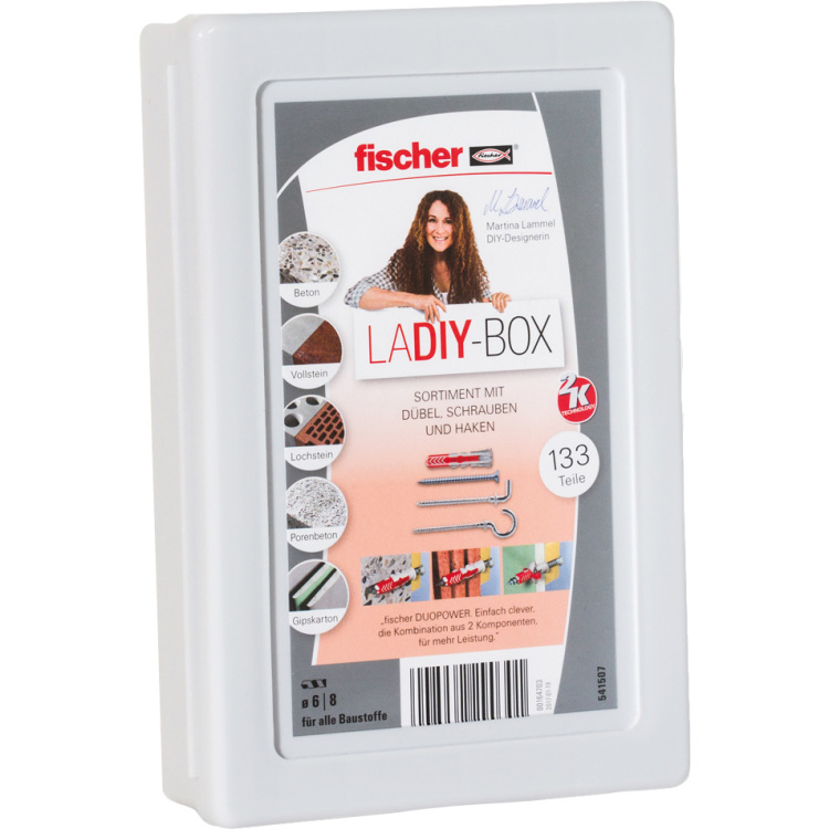 fischer Fisc LaDIY-Box (DE) plug