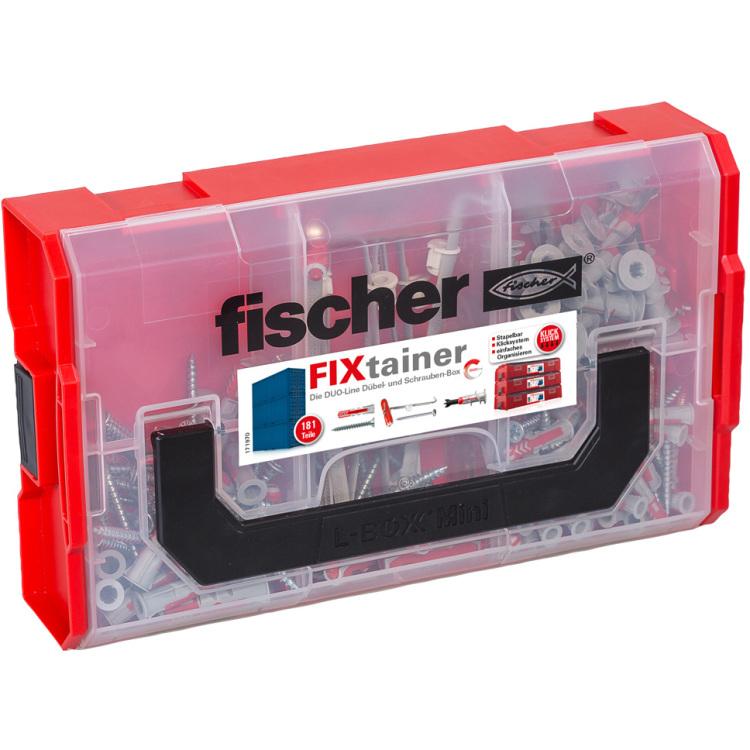 fischer Fisc FIXtainer - DUOLINE plug