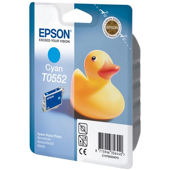 Blue Eend T055240