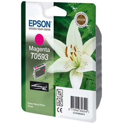 Epson T059 - Inktcartridge Magenta