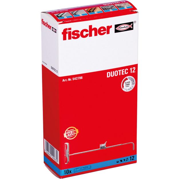 fischer Fischer DUOTEC 12 plug
