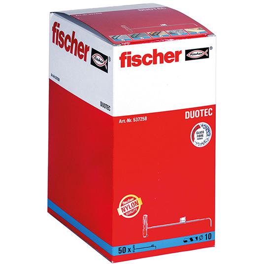fischer Fischer DUOTEC 10 plug
