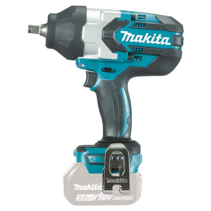 Makita Accu Slagmoersleutel DTW1002Z 18V Zonder accu en oplader