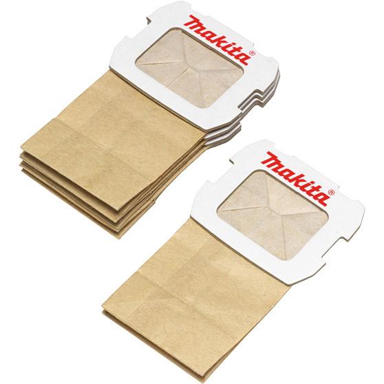 Makita Staubsack Papier 5Stk 194746-9 stoffilter