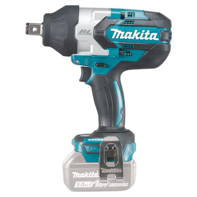Makita Accu Slagmoersleutel DTW1001Z 18V Zonder accu en oplader