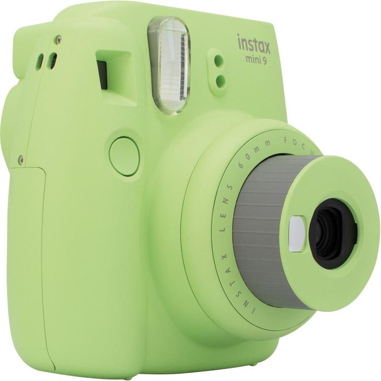 Fujifilm Instax Mini 9 Sofortbildkamera gn instant camera