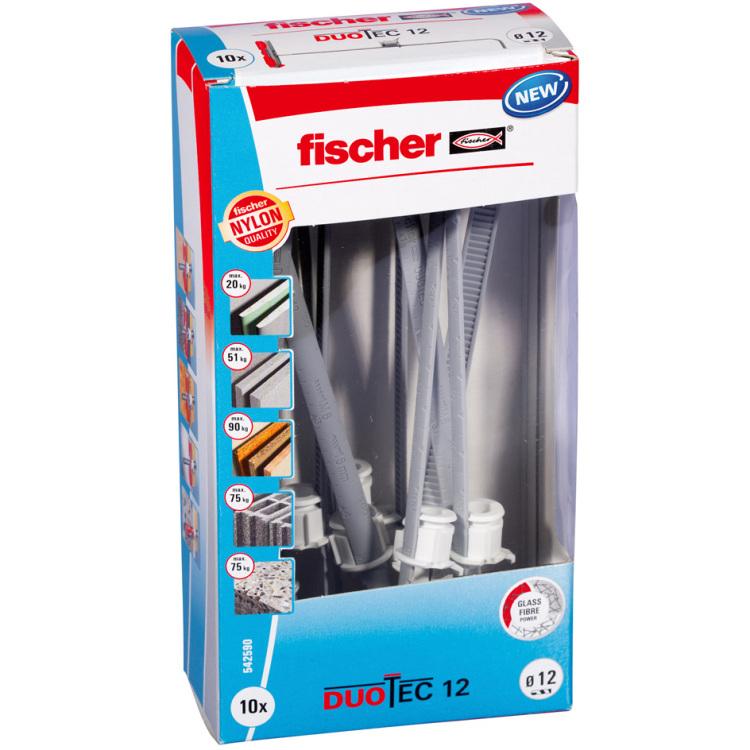 fischer Fischer DUOTEC 12 LD plug