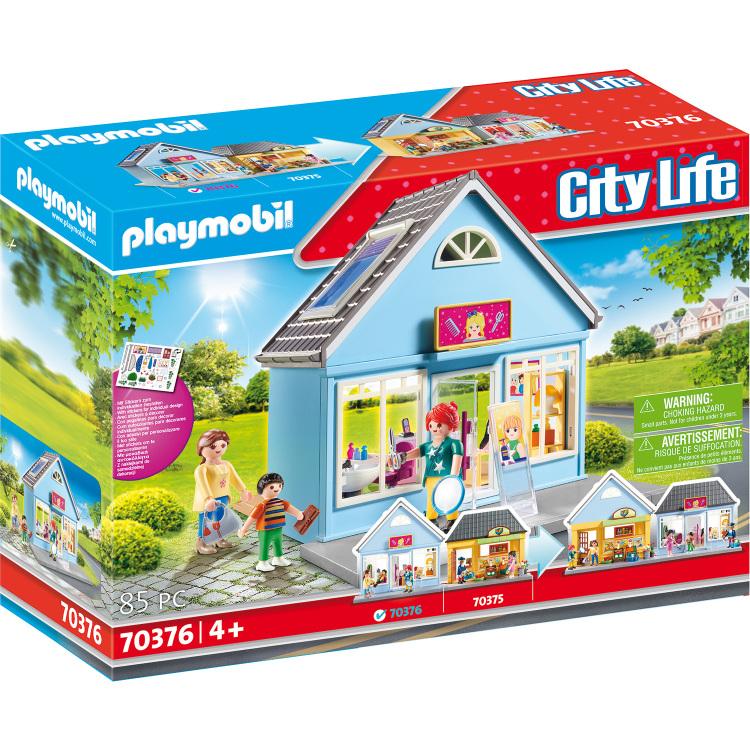 PLAYMOBIL City Life - Mijn kapsalon 70376