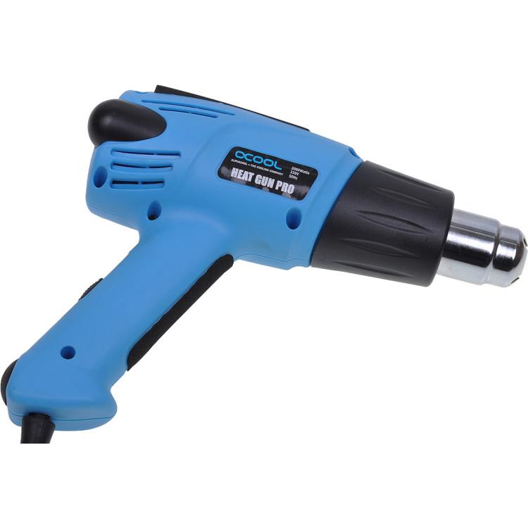 Alphacool HardTube Heat Gun Pro 2000W heteluchtblazer 2000 Watt