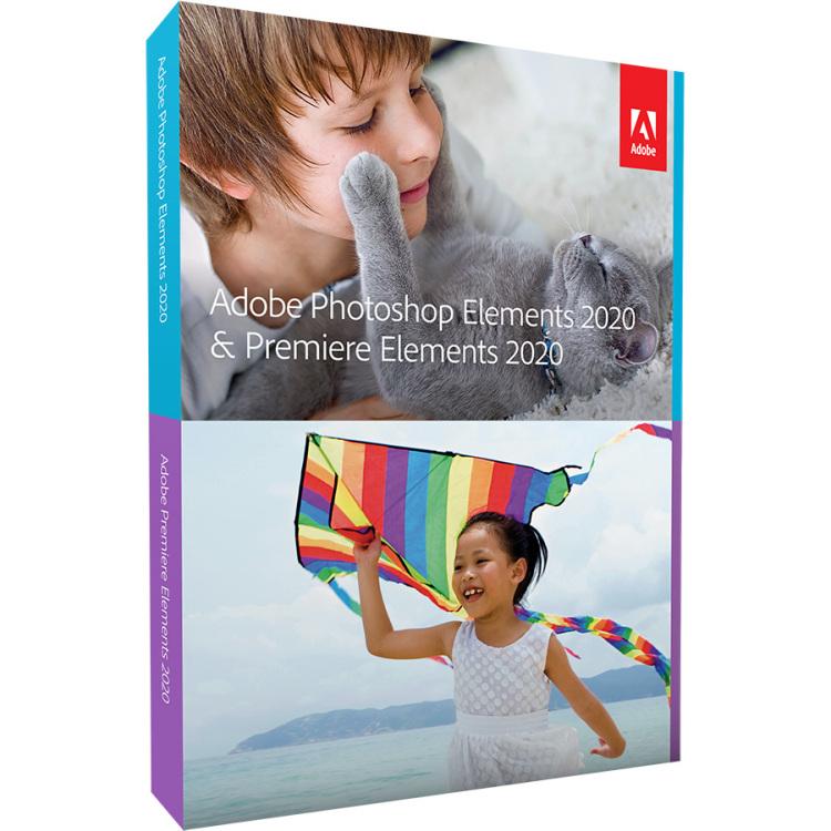 Adobe Photoshop Elements 2020 & Premiere Elements 2020 software Nederlands