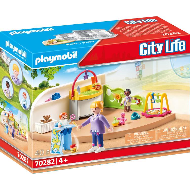 Alternate-PLAYMOBIL City Life - Peutergroep 70282-aanbieding