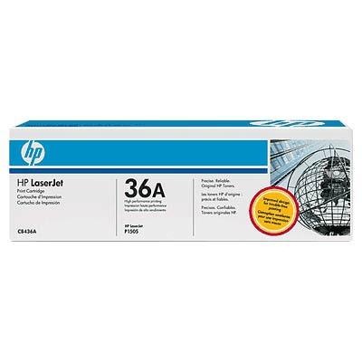 HP Tonercassette »HP CB436A«