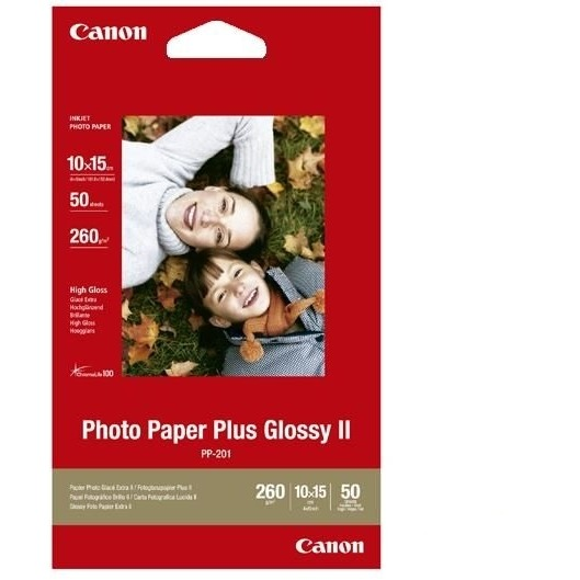 Canon Fotopapier »Glossy Plus II«