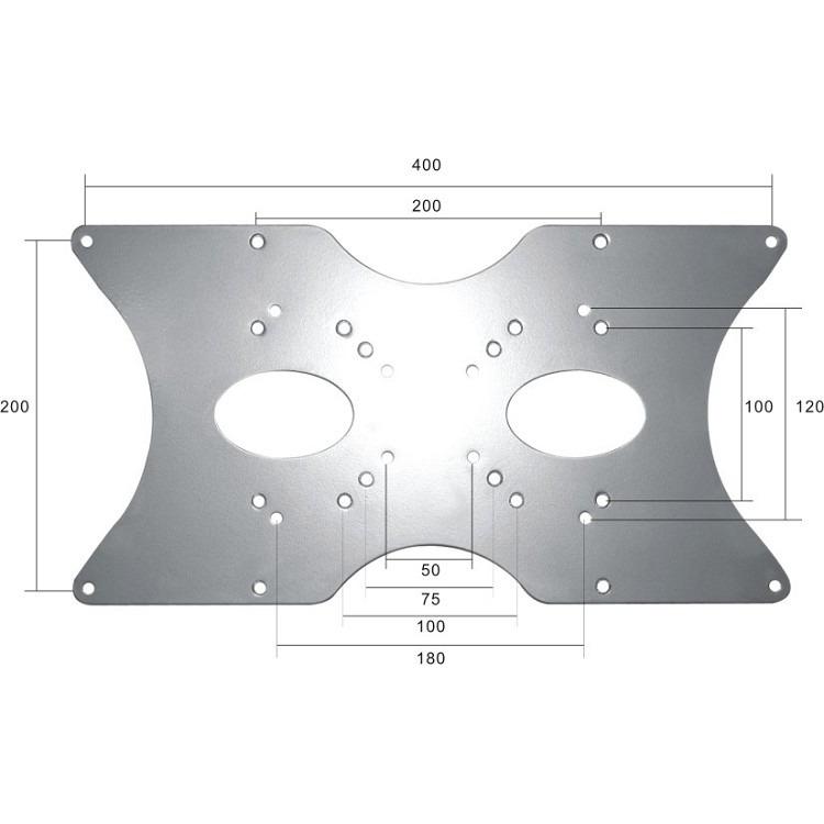 Productafbeelding voor 'VESA verloopplaat FPMA-VESA400'