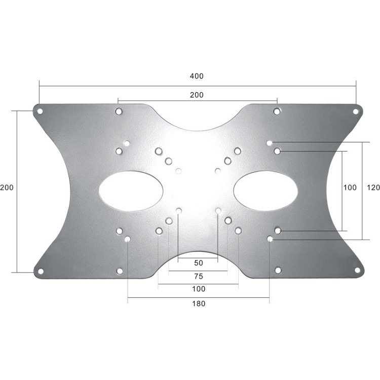 NewStar FPMA - VESA 400  verloopplaat