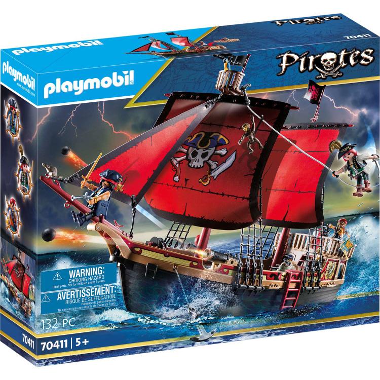 Alternate-PLAYMOBIL Pirates - Piratenschip 70411-aanbieding