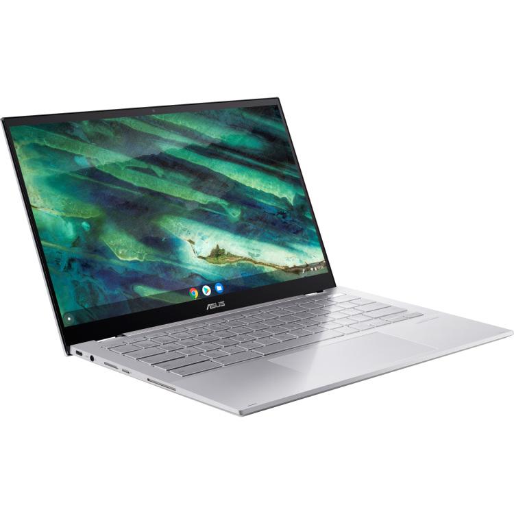 ASUS Chromebook Flip C436FA-E10038, 14 2-in-1 256GB SSD, WLAN, Touch, Chrome