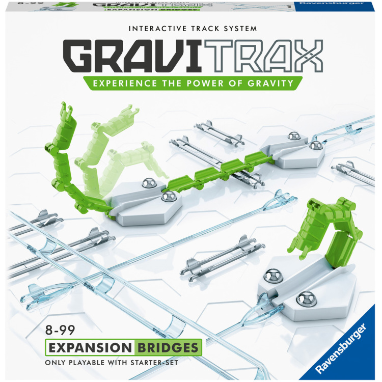 Ravensburger GraviTrax - Bridges Uitbreiding