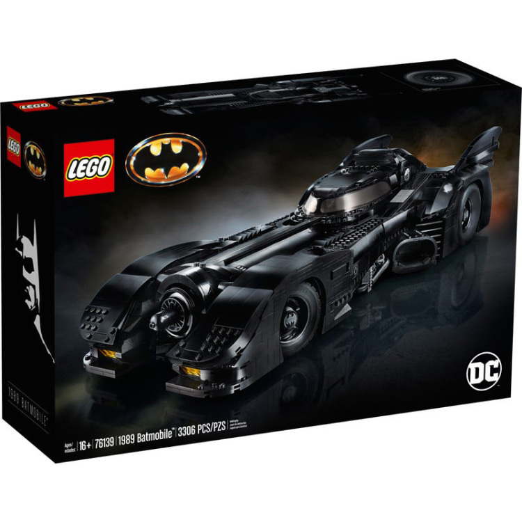 LEGO 76139 Batman 1989 Batmobile