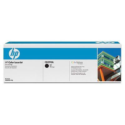 HP Inktcartridge »HP CB390A«