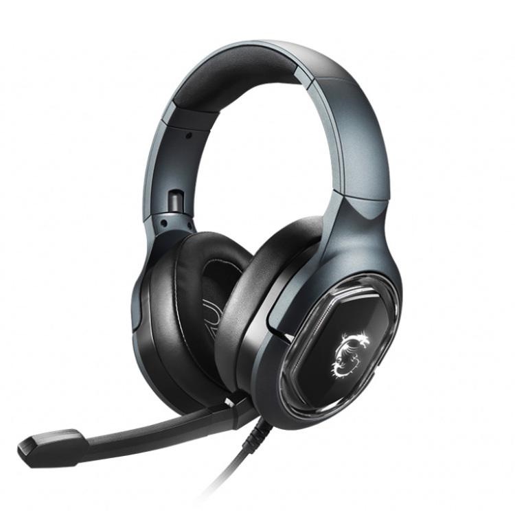 Op HardwareComponenten.nl is alles over gaming te vinden: waaronder alternate en specifiek MSI Immerse GH50 gaming headset