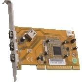 Image of Dawicontrol DC-1394 PCI