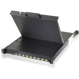 KCM-0831 Combo KVM-Switch 8-Port