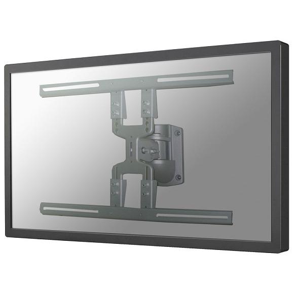 NewStar PLASMA-W115 - Kantelbare en draaibare muurbeugel - Geschikt voor tv's van 22 t/m 52 inch - Zilver