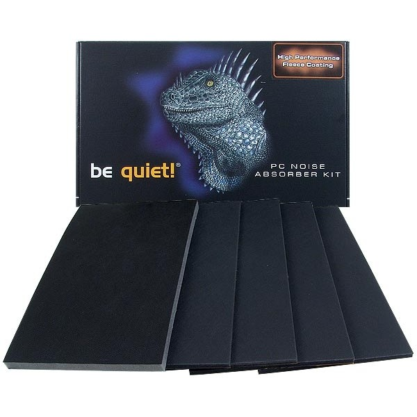 Image of Be Quiet! High Performance Fleece Big